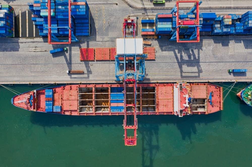 Jasa Cargo Laut termurah di Tangerang Raya