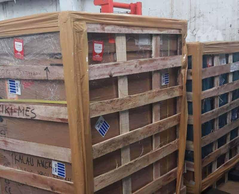 Jasa Packing kayu Tangerang terbaik